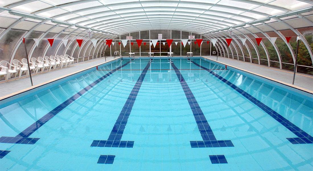 استانداردهای استخر شنا