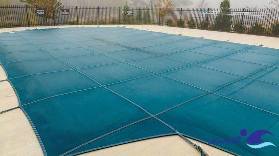روش های نگهداری استخر شنا روباز در زمستان